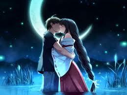 การ์ตูนผู้ชายจูบผู้หญิง : สวยหล่อ