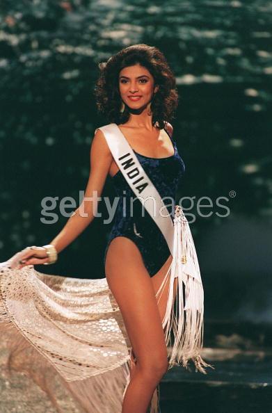 พี่ป๊อป อารียา ชุมสาย (ตอนประกวด) เสียดายการประกวด MU 1994 ที่ประเทศ Philippines : Miss Universe 1994
