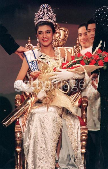 พี่ป๊อป อารียา ชุมสาย (ตอนประกวด) เสียดายการประกวด MU 1994 ที่ประเทศ Philippines :