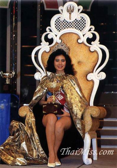 ย้อนรอยอดีตนางสาวไทยปี 2534 จิระประภา เศวตนันท์น :
