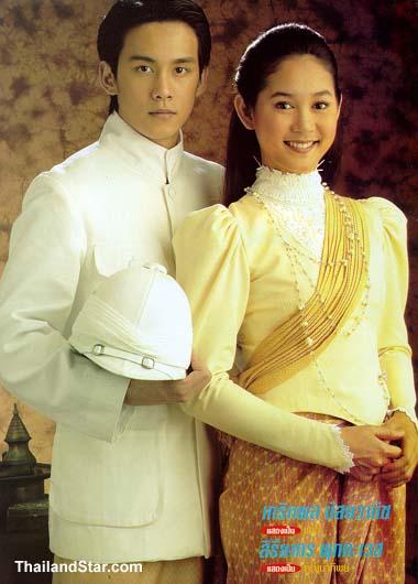 ถ้าดาราใส่ชุดไทยออกงานท่าจะสวยเนอะ :