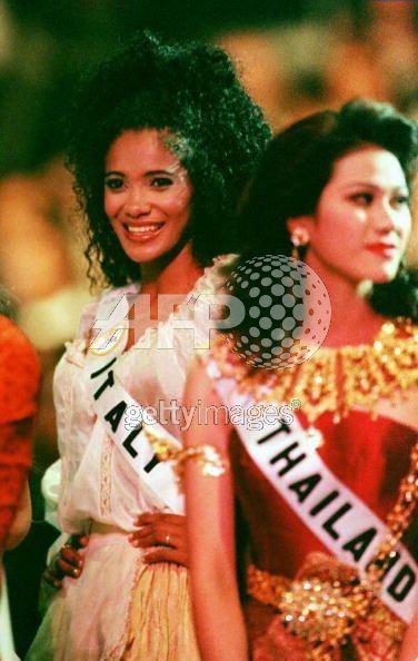 """นางสาวไทยปี 2540 เธอคือ """"สรวงสุดา ลาวัณย์ประเสริฐ"""" เคยเข้าประกวดนางสาวไทยปี 2537 แต่อายุไม่ถึงเกณฑ์ :"""