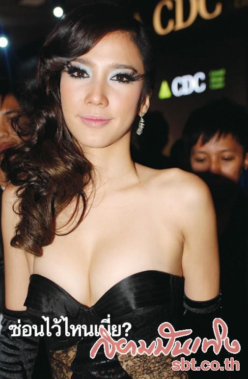 นางเอกที่มีหน้าอกสวยที่สุดของเมืองไทย :