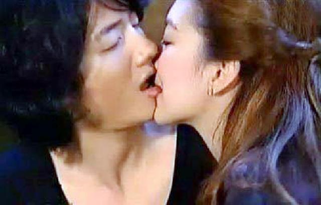 รวมฉากจูบ และ ฉากตบในละครไทย : เป้ - แพนเค้ก ในเธอกับเขาและรักของเรา