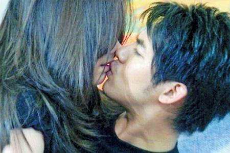 รวมฉากจูบ และ ฉากตบในละครไทย : เวียร์ - อั้ม ในพระจัยทร์ลสยพยัคฆ์