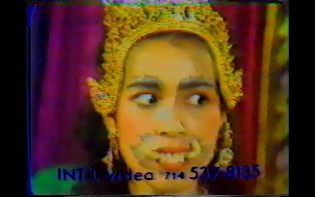อำภา   ภูษิต  จากละครเรื่อง นางสิบสอง ปี 2533