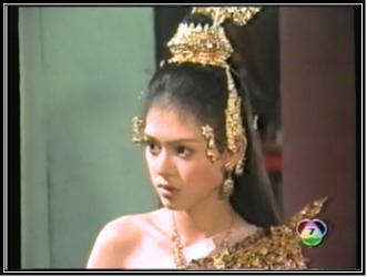 มาดูนักแสดงสาวสวย ละครพื้นบ้าน ว่าใครแต่งตัวชุดไทยในละครสวยที่สุด : ปณิษา  ตัณทนาวิวัฒน์ จากเรื่อง เทพศิลป์-อินทรจักร