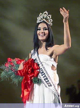 ใครคือ Miss Universe ที่สวยที่สุด : Oxana Fedorova 2002 รัสเซีย