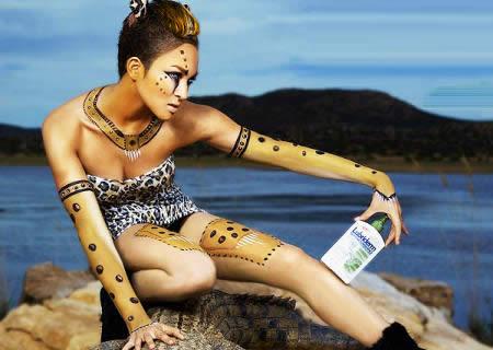 คุณชอบผู้ชนะ America' Next Top Model  Cycle ไหนมากที่สุด : นาอิมา สาวผมโมร๊อค