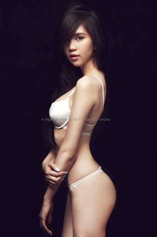 Ngoc Trinh นางแบบเวียดนาม