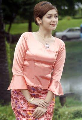 สาวพม่าสวยเยอะนะ :
