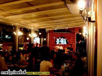 รวมๆกิจการร้านอาหาร - ของหวานของดาราคนดัง : ร้านดีว่ะ(D-Wa)ของอั้ม พัชกับเมย์ พิช