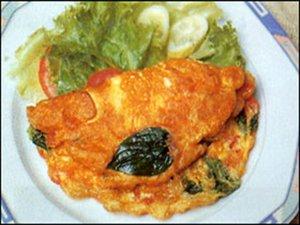 เมนูไข่ๆ เริ่มด้วยไขเจียวนะคะ >.< By Hermione : ไข่เจียวต้มยำ