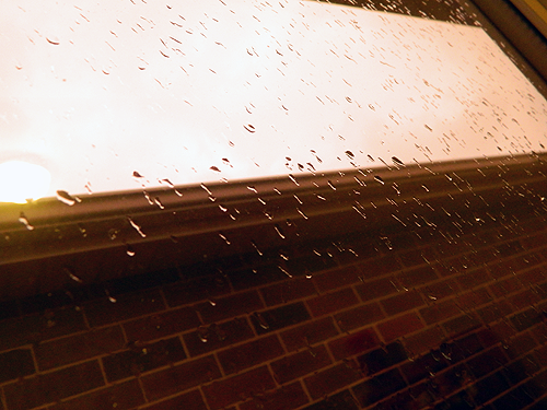 รับฤดูฝนกับภาพฝนตกสวยๆ :
