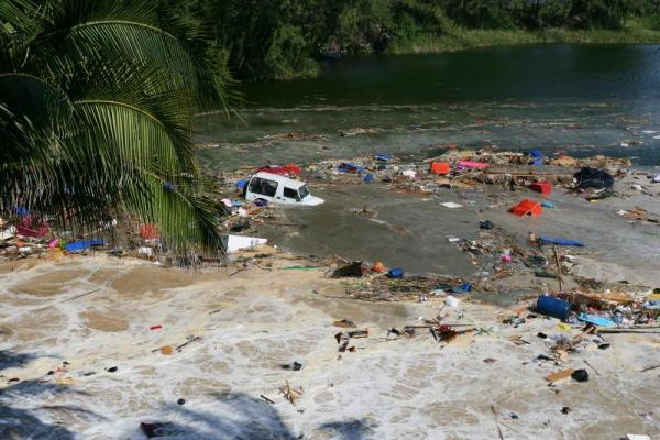 แผนที่ประเทศไทยหลังจากปี ค.ศ. 2012 (พ.ศ.2555) :