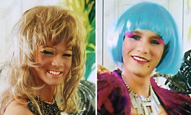 ใครสวยกว่ากันค่ะ...รวมพลคนหน้าสวย : น้องแน๊ค น้องอาร์ตี้