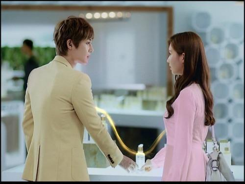 Seohyun & Kim Hyun Joong for The Face Shop :