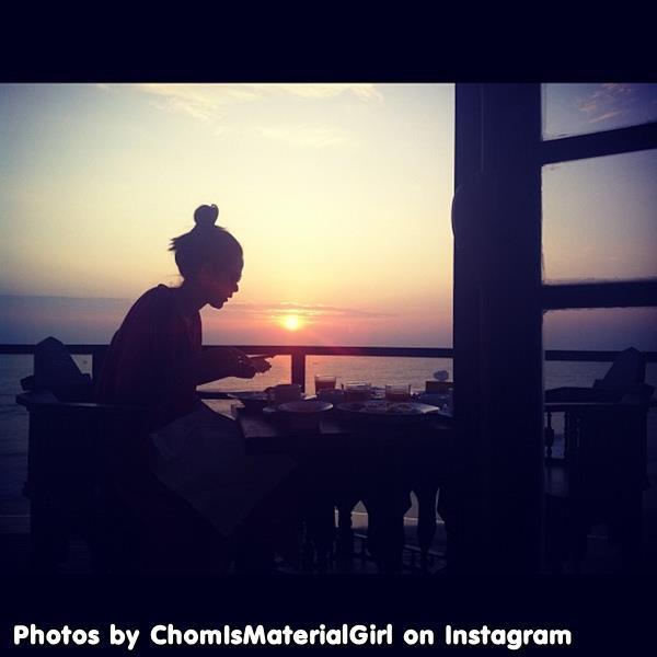 ชมพู่ อารยา ใน Instagram :