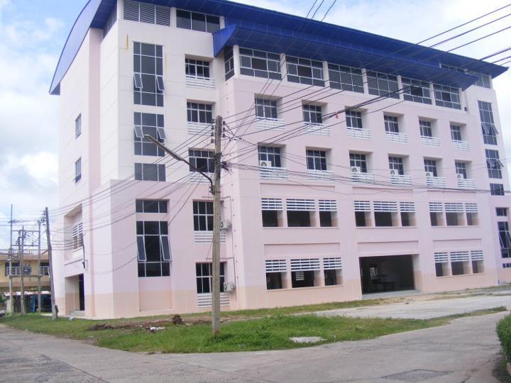 โรงเรียนบุรีรัมย์พิทยาคม : อาคารหลังใหม่