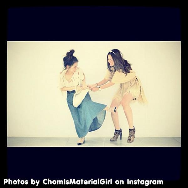 รูปแนวๆของชมพู่ อารยา จาก Instagram