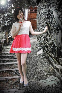 มาดูรูปสวยๆของ ก็อตจิ เทยเที่ยวไทยกันค่ะ :