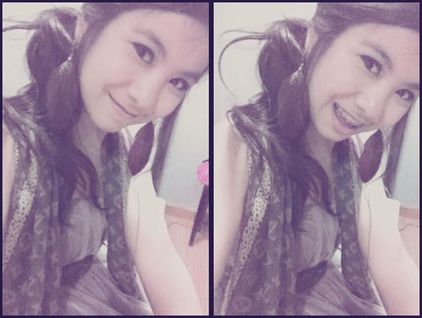 สาวสวยน่ารัก จาก Facebook : น้องแบมน่ารักแบบเด็กๆใสใส :D
