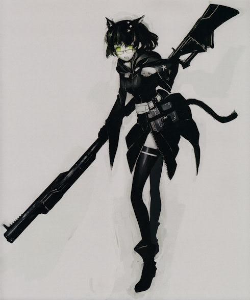 แจกรูปการ์ตูนผู้หญิงเท่ๆ : Demon cannon user