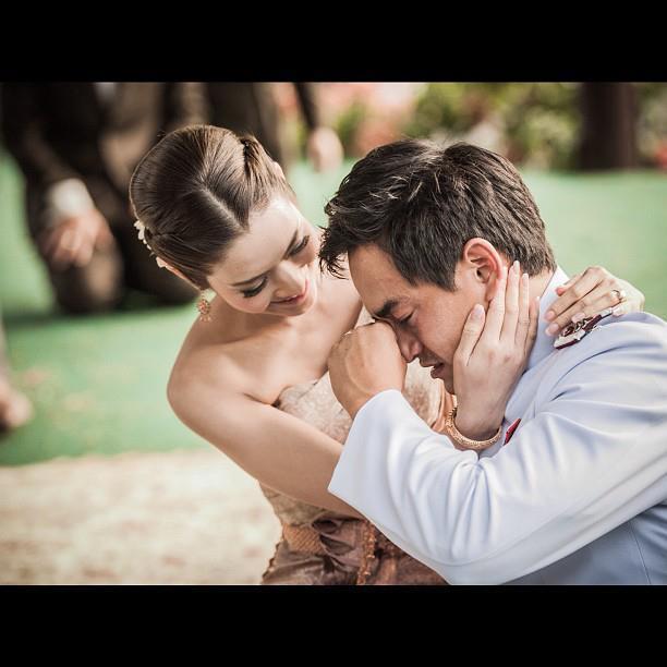 ภาพ งานแต่งงาน แอฟ ทักษอร - สงกรานต์ vol 2 :