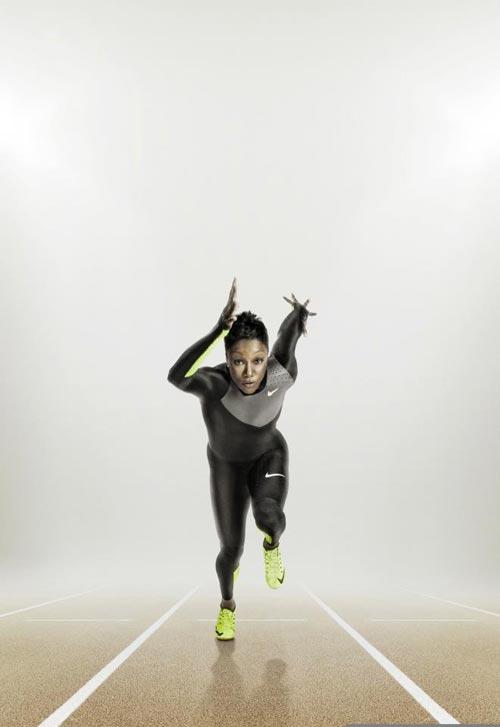 ชุดวิ่งรุ่นใหม่ของไนกี้ ได้แรงบันดาลใจมาจากลูกกอล์ฟ :
