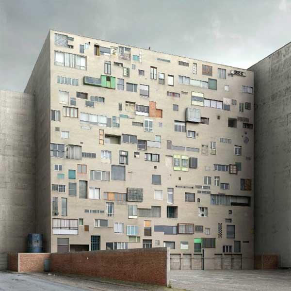 สถาปัตยกรรมแปลกๆ :