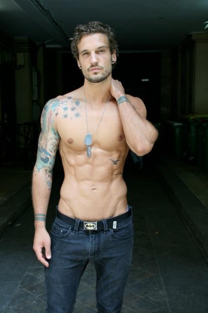 male body 003 :