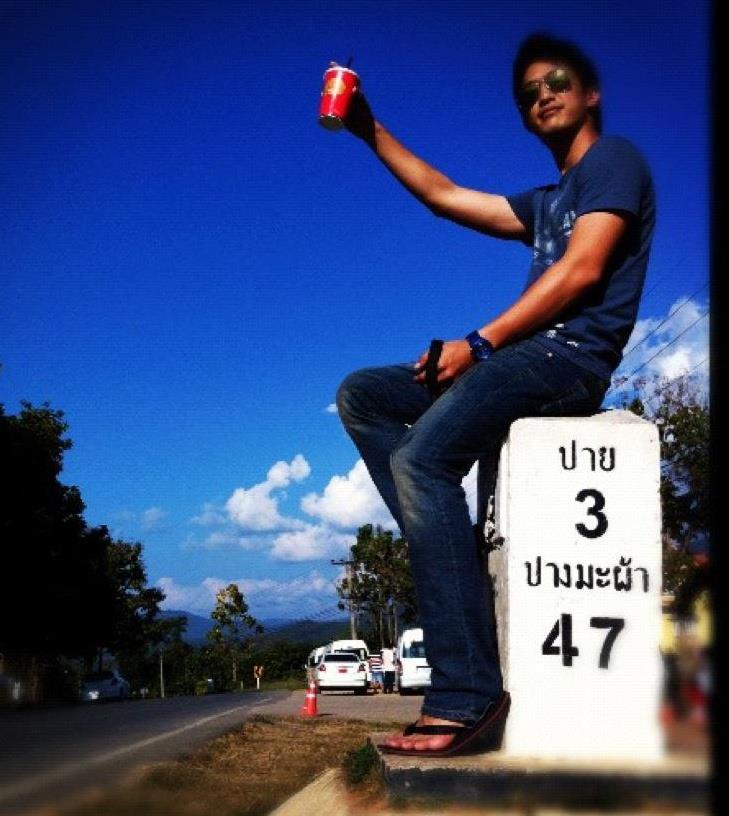 New pic ไผ่ พาทิศ :