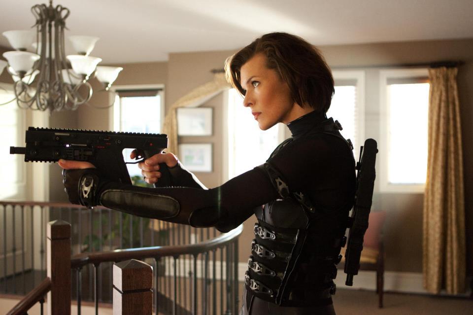 Resident evil Retribution ผีชีวะ5 มาแล้ว ตัวที่ 2 !! :