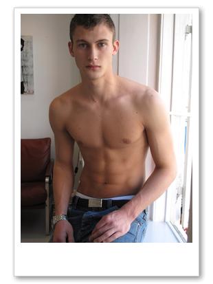 คนรักหนุ่มหล่อ 038 - Sebastian Lund :