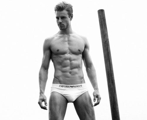male body 024 :