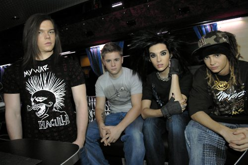  Tokio Hotel : 
