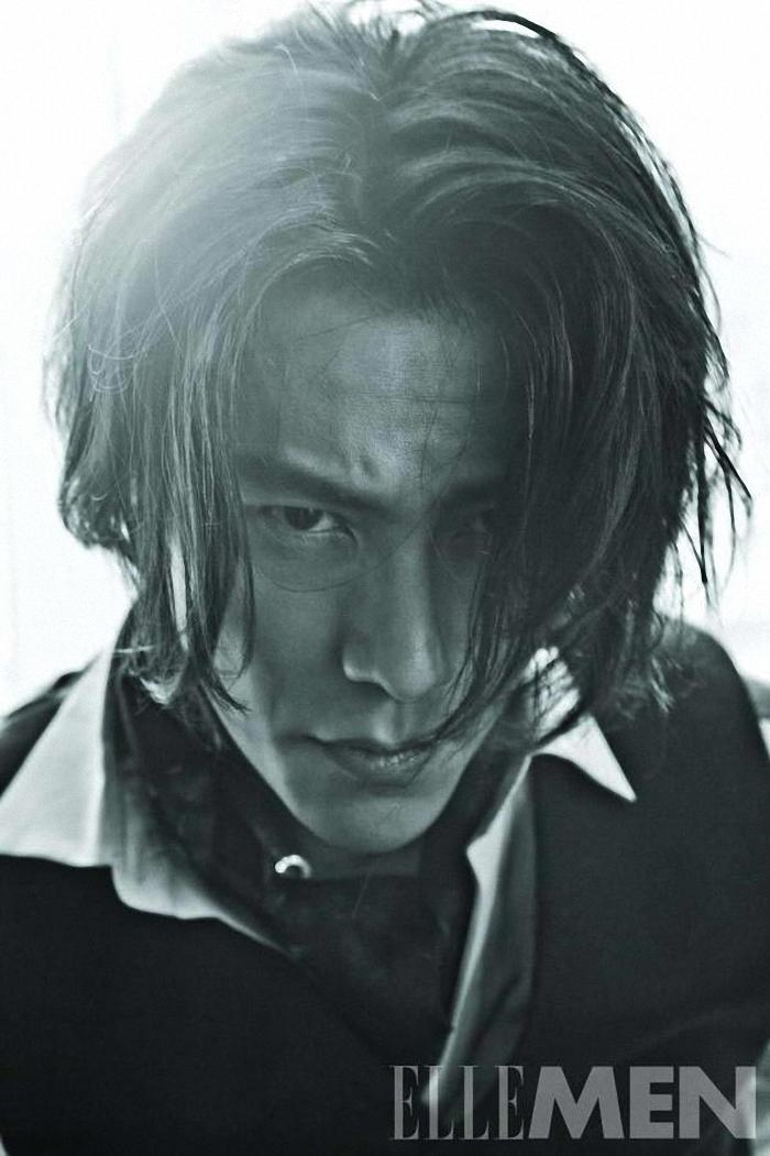 Chen Kun @ ELLE MEN China July 2012 :