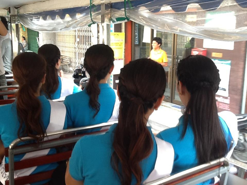 ผู้เข้าประกวดนางสาวไทยเก็บตัวทำกิจกรรมที่จังหวัดสงขลา