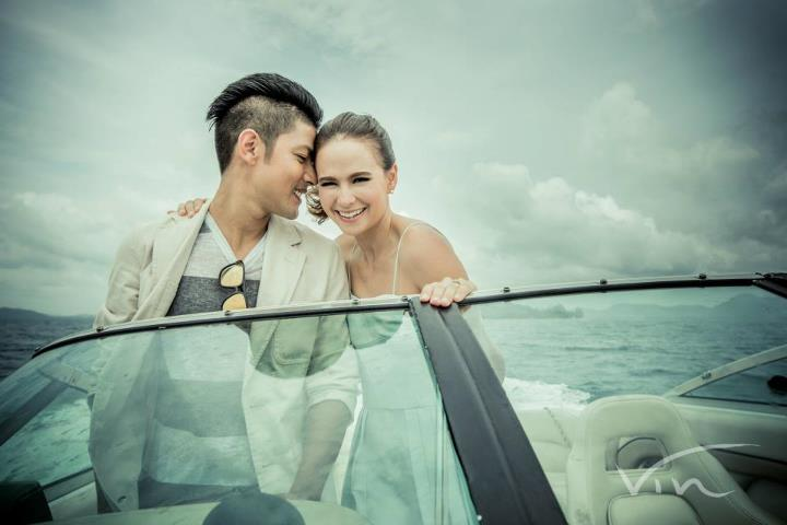แอน ภูริ แต่งงาน จัดเต็มรูปพรีเว็ดดิ้ง งานแต่งแอน ภูริ