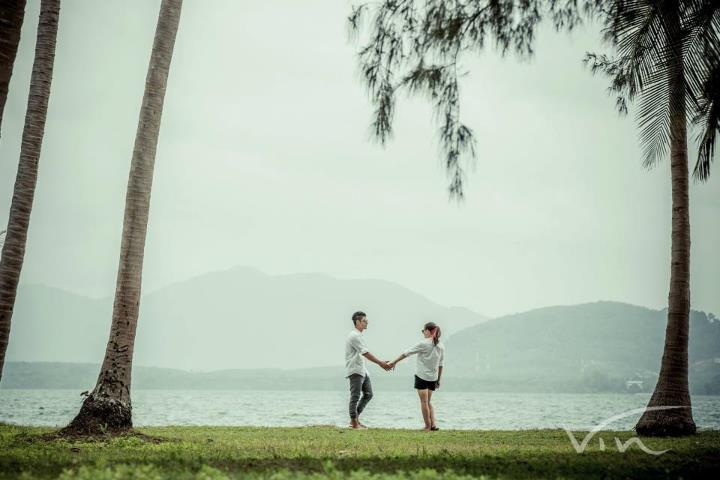 แอน ภูริ แต่งงาน จัดเต็มรูปพรีเว็ดดิ้ง งานแต่งแอน ภูริ :