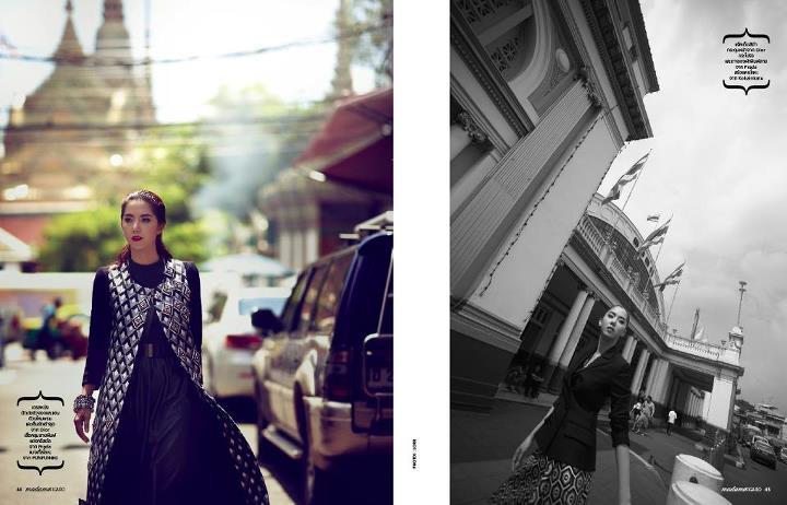 ไอซ์ อภิษฎา @ MADAME FIGARO vol.8 no.109 August 2012 :