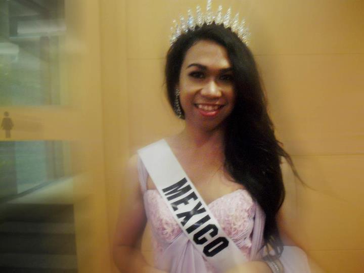 Miss Mexico รอบตัดสิน :