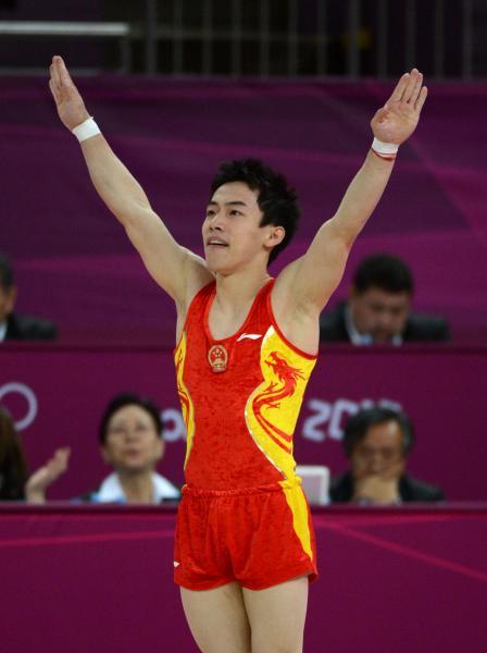 zou kai นักกีฬายิมนาสติกทีมชาติจีน :