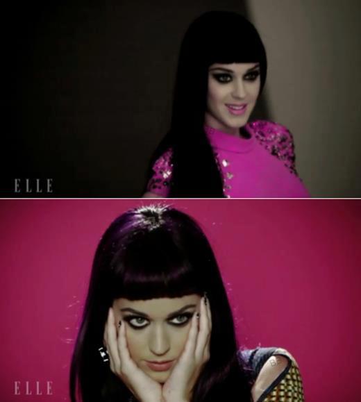 Katy Perry ถ่ายแบบขึ้นปกนิตยสาร ELLE Magazine!