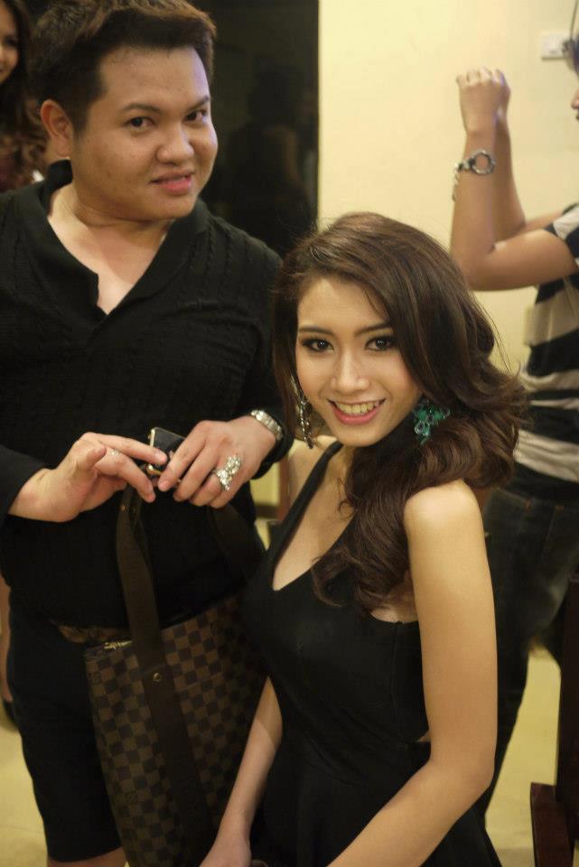 กวาง พรภัสสร อัตถปัญญาพล ตัวแทนสาวไทยไปประกวด Miss Tourism Queen of the Year International 2012