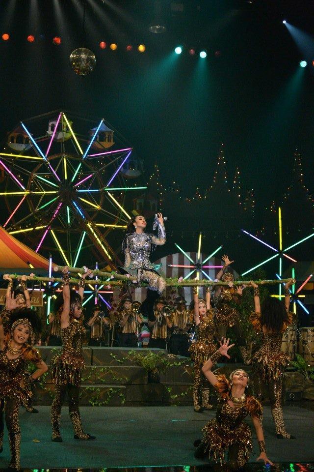 รองแชมป์ฤดูหนาว ชิงช้าสวรรค์ปีที่7 วิสุทธิกษัตรี : เพลงนางเสือดาว