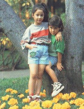 รวมรูปตอนเด็กของ ขวัญ อุษามณี น่ารักมากๆ :