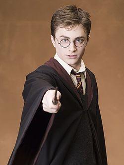 คาถาต่างๆของแฮรี่พอตเตอร์... : แฮร์รี่ พอตเตอร์