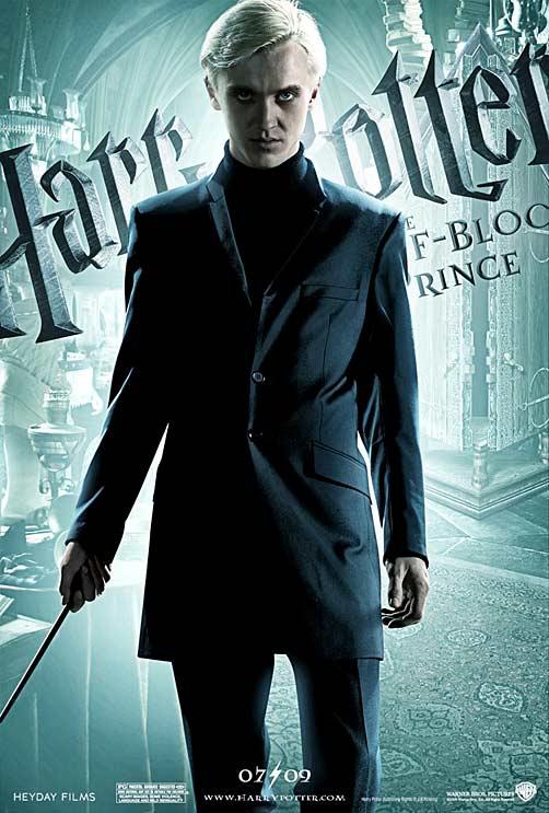คาถาต่างๆของแฮรี่พอตเตอร์... : เดรโก มัลฟอย