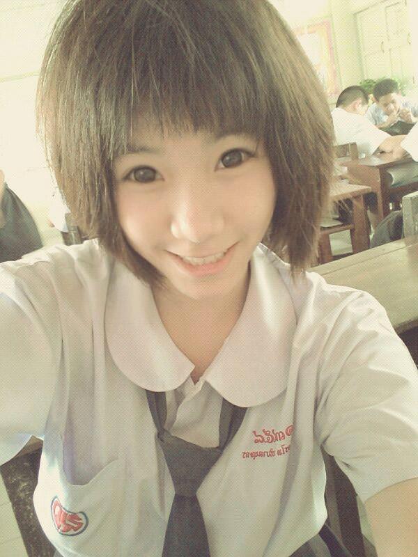 นักเรียนไทย น่ารัก สวยสุดในอาเซียน :